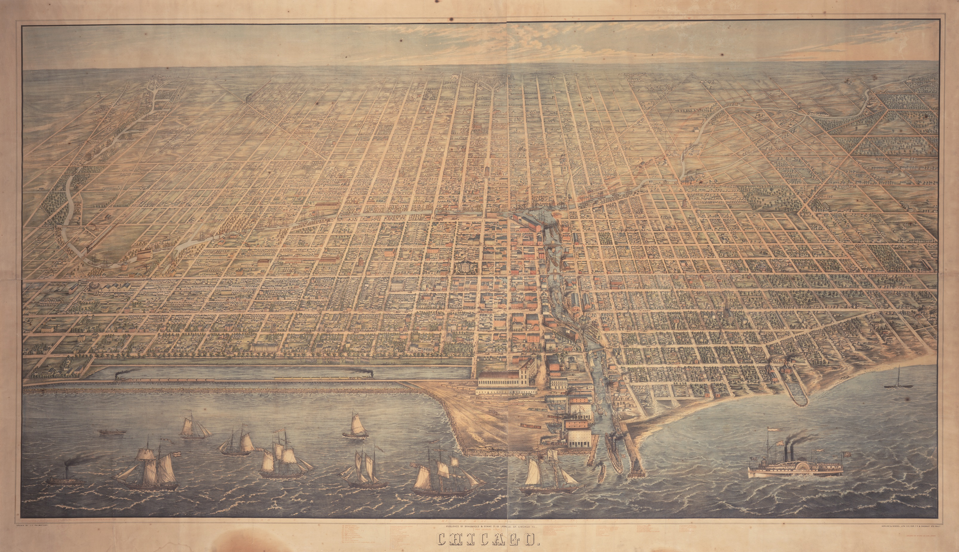 Our Header Image Chicago Map Society